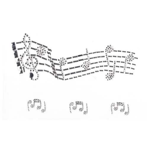 S1460 - MUSIC NOTES